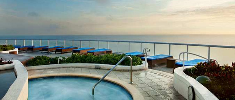 View-from-Rooftop-Pool-Hilton-FortLauderdale