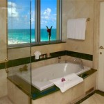 Bentley Beach Hotel Bathroom