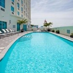 Crowne Plaza Hotel Pool