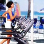 Doubletree Ocean Point Resort & Spa Gym