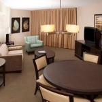 Doubletree Ocean Point Resort & Spa One Bed Suite Parlor