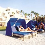 Hilton Longboat Key Beach Resort Beach Cabanas