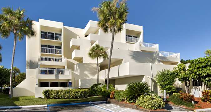 Hilton Longboat Key Beach Resort Exterior