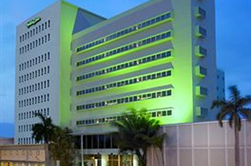 Holiday Inn South Beach Exterior