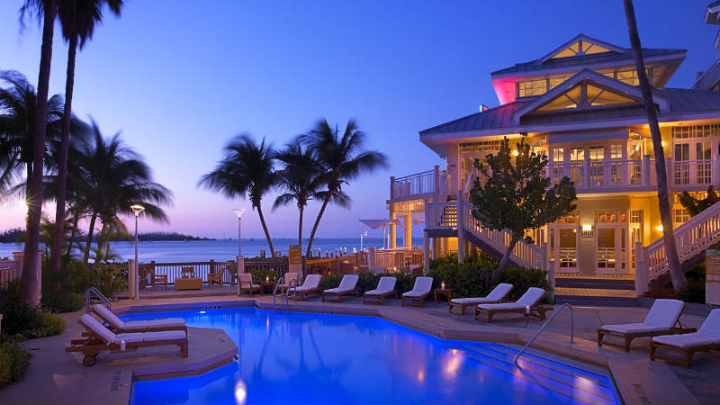 Hyatt Key West Swimming Pool