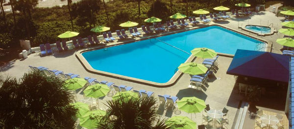 Longboat Key Club Resort Swimming Pool