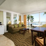 Tradewinds Island Grand Gulf Front Suite Balcony