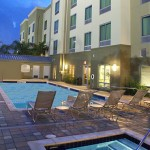 Fairfield Inn & Suites Fort Lauderdale Pool