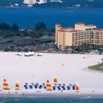 Sheraton Sand Key Resort Beach