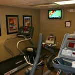 Hampton Inn Bonita Springs Gym