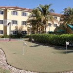 Hawthorn Suites Naples Mini Golf