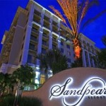Sandpearl Resort Exterior
