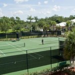 Greenlinks at Lely Resort Tennis Court